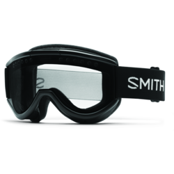 Smith Optics Mens Cariboo OTG Goggles Black