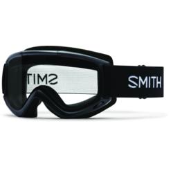Smith Optics Mens Cascade Goggles Black