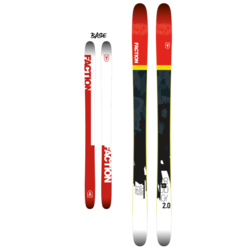 Faction Prodigy 2.0 Alpine Skis