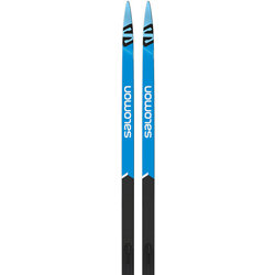 Salomon Mens S/Race eSkin Hard+ PSP Classic Nordic Skis