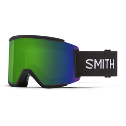 Smith Optics Mens Squad XL Goggles Black