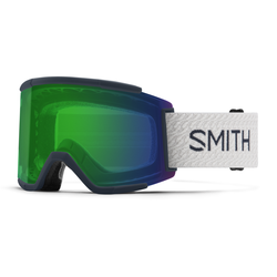 Smith Optics Mens Squad XL Goggles (Asian) French Navy Mod