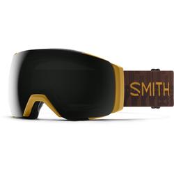 Smith Optics Mens I/O Mag XL Goggles Amber Textile
