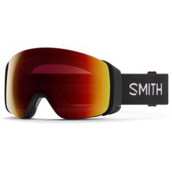 Smith Optics Mens 4D Mag Goggles Black