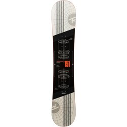 Rossignol District White Snowboard