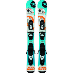 Rossignol Star Wars Baby Kid-X Skis