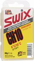 Swix CH10 Hydrocarbon Racing Glide Wax 60g