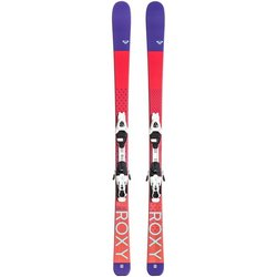 Roxy Kaya 77 Alpine Skis w/ Lithium 10 Bindings