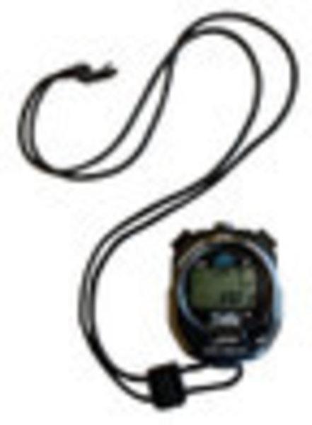 Finis 3X100M Stopwatch : Black : O/S