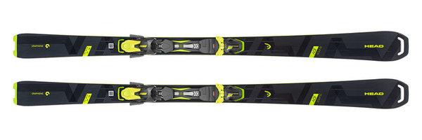 Head Skis SUPER JOY SLR & JOY 11 GW BINDINGS