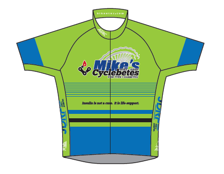 ATAC SPORTSWEAR CYCLEBETES : 2018 : EVENT JERSEY