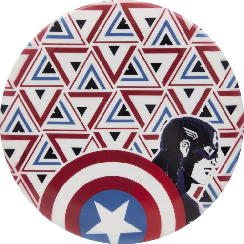 Dynamic Discs DyeMax Marvel Panorama Captain America