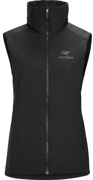 Arcteryx ATOM LT VEST WOMEN'S : BLACK