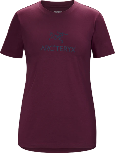 Arcteryx ARC'WORD T-SHIRT WOMEN'S : RHAPSODY