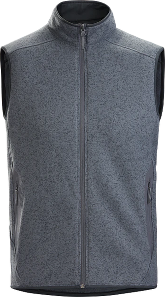 Arcteryx COVERT VEST MEN'S : CINDER HEATHER