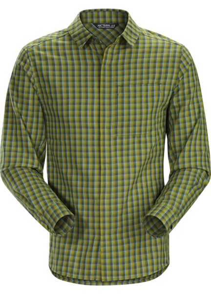 Arcteryx BERNAL SHIRT LS Color: ECHO