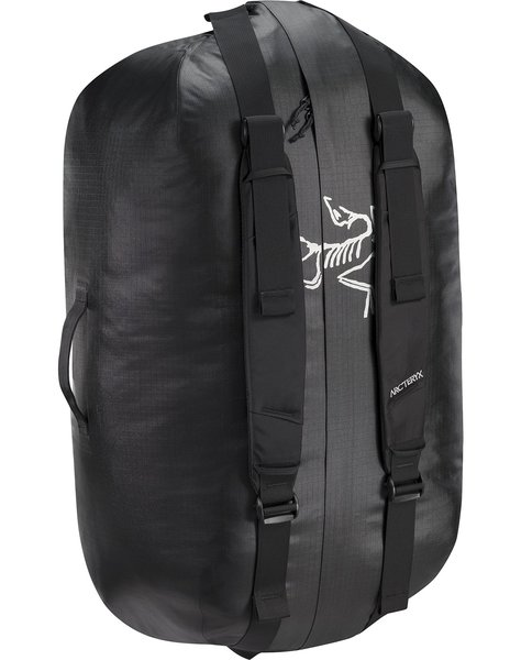 Arcteryx CARRIER DUFFEL 80 Color: BLACK
