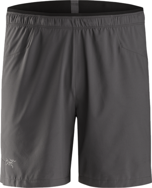Arcteryx CORMAC SHORT MEN'S : BLACK