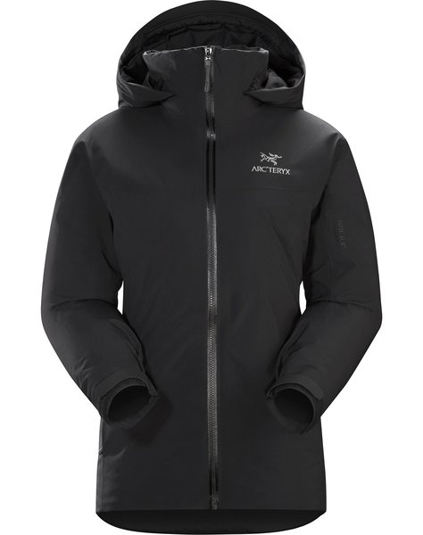 Arcteryx FISSION SV JACKET : WOMENS Color: BLACK