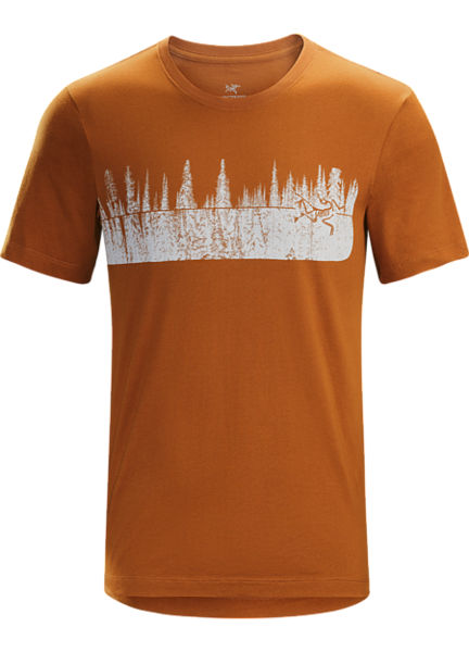 Arcteryx GLADES SS T-SHIRT Color: AGRA