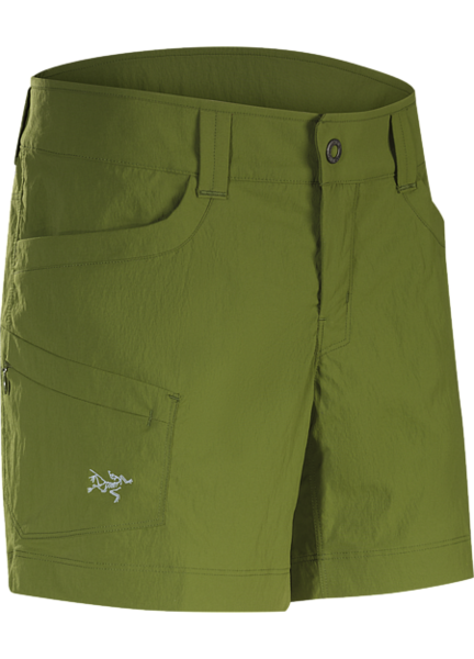 Arcteryx PARAPET SHORT WOMEN'S Color: CREEKSIDE