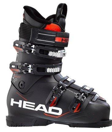 Head Skis NEXT EDGE XP : MEN'S : BLACK/ RED