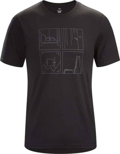 Arcteryx QUADRANTS T-SHIRT SS MEN'S
