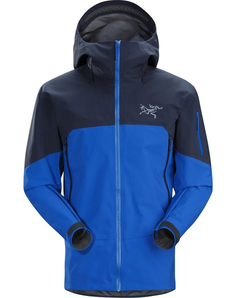 Arcteryx RUSH JACKET : BLUE NORTHERN : MENS