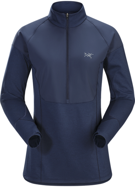 Arcteryx TAEMA ZIP NECK SHIRT LS