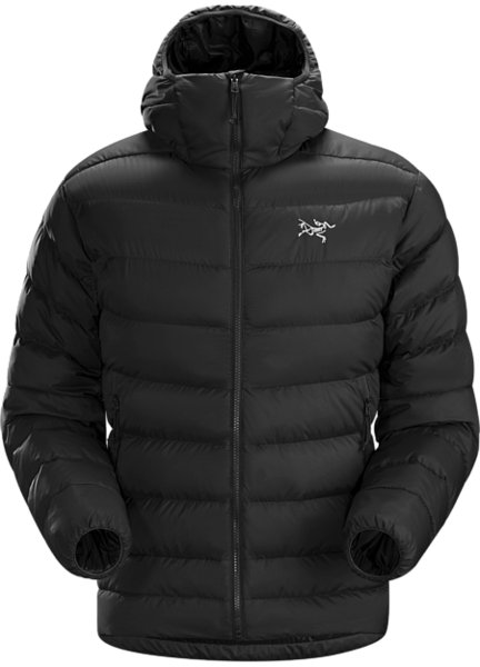Arcteryx THORIUM AR HOODY Color: BLACK