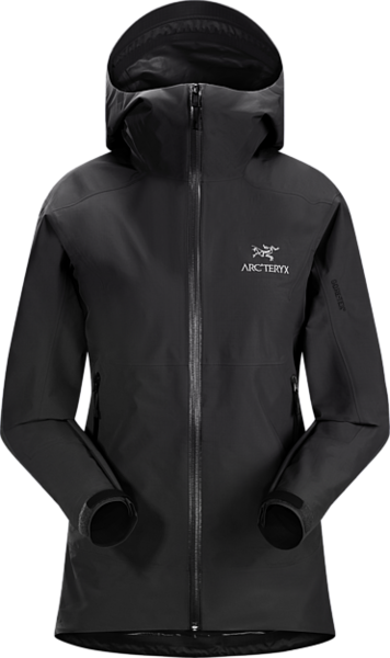 Arcteryx ZETA SL JACKET WOMEN'S Color: Black