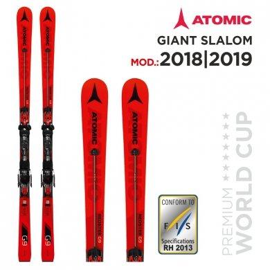 Atomic REDSTER G9 : W/ X 12 TL BINDINGS 171CM