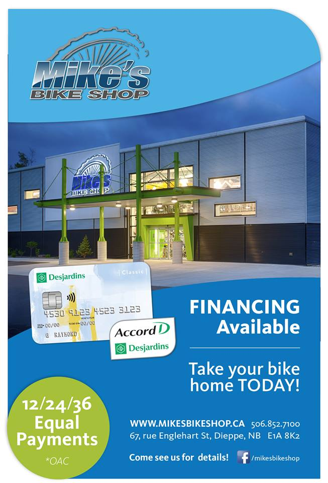 On the spot financing is available...ask a sales specialist for complete details!