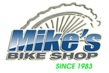 Mike's Bike Shop Logo