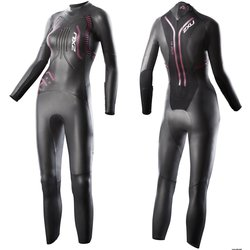 2XU A:1 Active Wetsuit : Black/ Cherry Pink