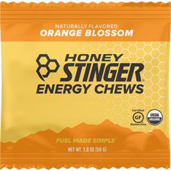 Honey Stinger Organic Energy Chews : Orange Blossom