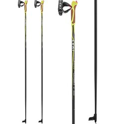 Leki CC 300 : BLACK/YELLOW