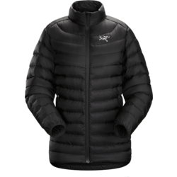 Arcteryx Cerium LT Jacket Women's : Black
