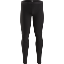 Arcteryx PHASE AR BOTTOM : MEN'S : BLACK
