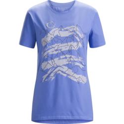 Arcteryx PLAYGROUND T-SHIRT SS WOMEN'S : CLOUDBURST