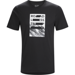 Arcteryx ROADLESS TRIP T-SHIRT SS MEN'S
