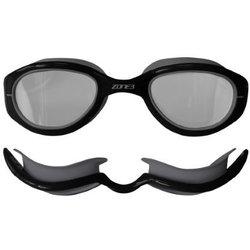 ZONE 3 Attack Swim Goggles - PHOTOCHROMATIC LENS - BLACK