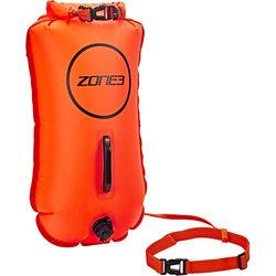 ZONE 3 Swim Safety Buoy/Dry Bag 28L