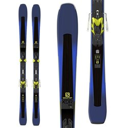 Salomon SKI SET : E XDR 80 Ti + Z12 Walk F80 BINDINGS