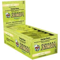 Honey Stinger ENERGY CHEW, CAFFEINATED LIME-ADE