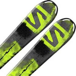 Salomon Q-Max Jr ski + EZY7 B80 binding