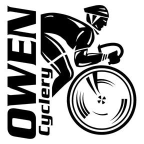 Owen Cyclery logo link to homepage