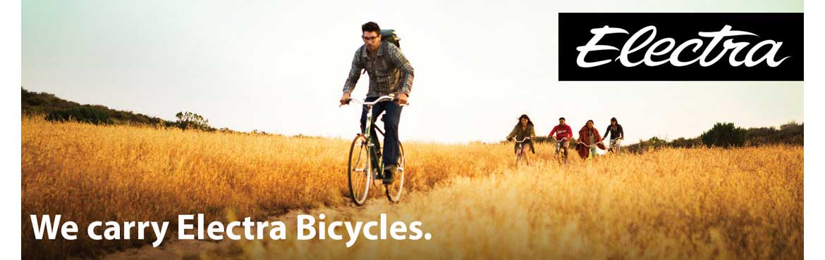 Shop Electra Bicycles at Harper's Cycling & Fitness