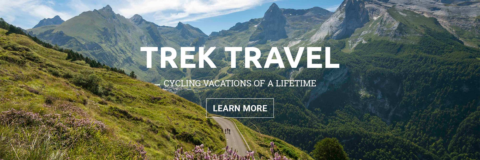 Book your Trek Travel through Harper's Cycling & Fitness
