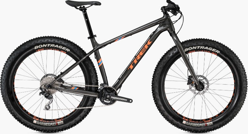 Trek Farley 5 Demo Bike